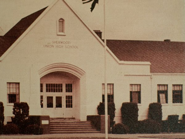 1960 Sherwood Union High School